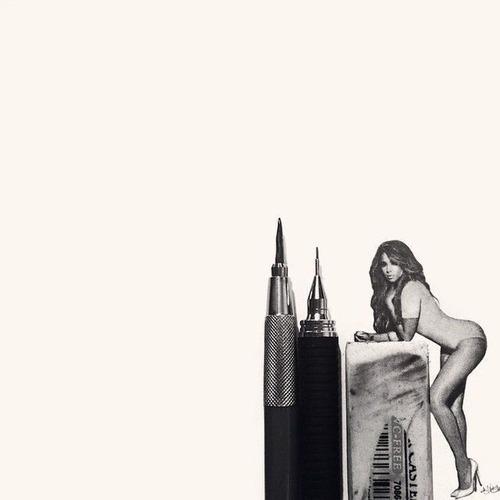 鉛筆やシャーペンで描いた小さいけど凄いクオリティの画像の数々!!の画像(19枚目)