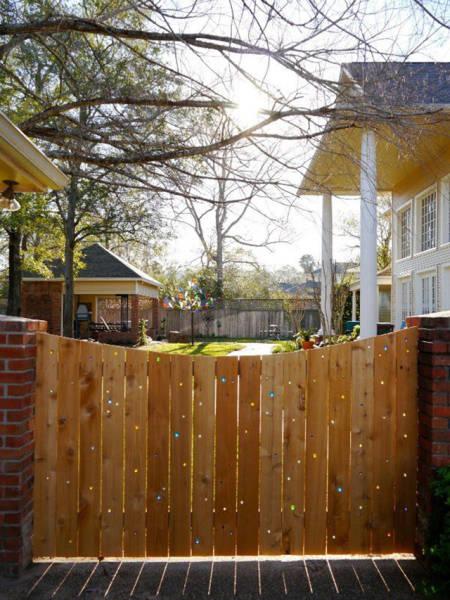 面白いちょっと魅力的な塀や柵をしている家の画像の数々!!の画像(30枚目)