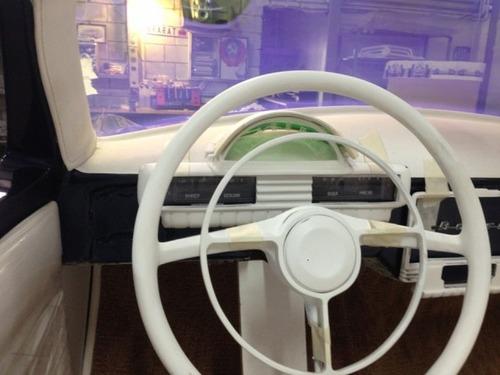 【画像】職人が本気で作った子供用の自動車が凄いwwwの画像(57枚目)