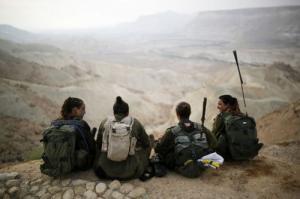 可愛いけどたくましい!イスラエルの女性兵士の画像の数々!!の画像(65枚目)