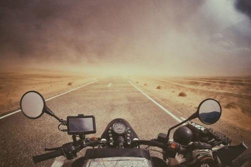 【画像】1台のバイクで家族3人が41カ国を4ヶ月で制覇!!の画像(23枚目)
