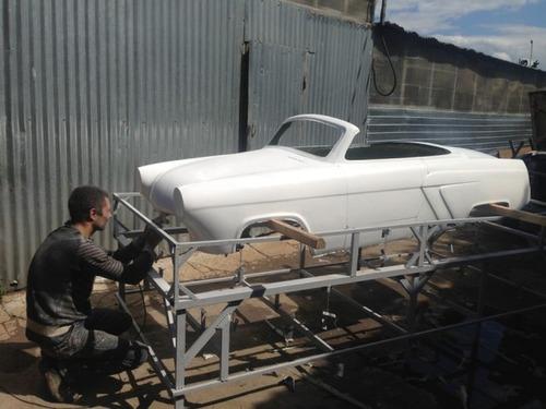 【画像】職人が本気で作った子供用の自動車が凄いwwwの画像(36枚目)