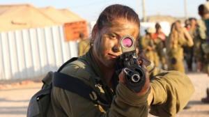 可愛いけどたくましい!イスラエルの女性兵士の画像の数々!!の画像(40枚目)