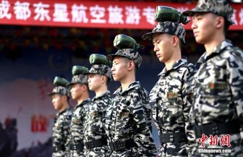 中国の兵士の訓練の内容がかなり無意味に思える・・・の画像(7枚目)