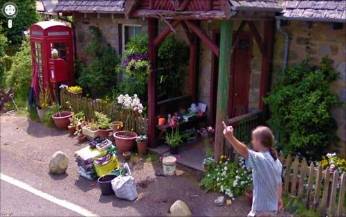 Googleストリートビューが捉えたカオスな面白い風景の写真の数々!!の画像(12枚目)