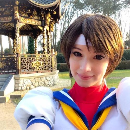 本当に超美人の海外の女の子(Enji Night)のコスプレーヤーのコスプレの画像の数々!!の画像(41枚目)