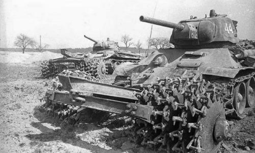 撤去は大変…昔の地雷処理戦車の画像の数々!!の画像(11枚目)