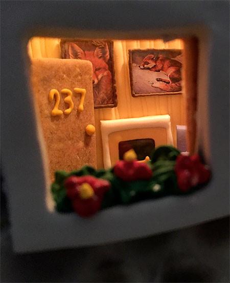 【画像】内装まで作りこまれたお菓子の家が凄い!!の画像(9枚目)