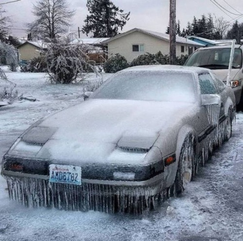 海外の凄まじい冬の寒さの画像(25枚目)