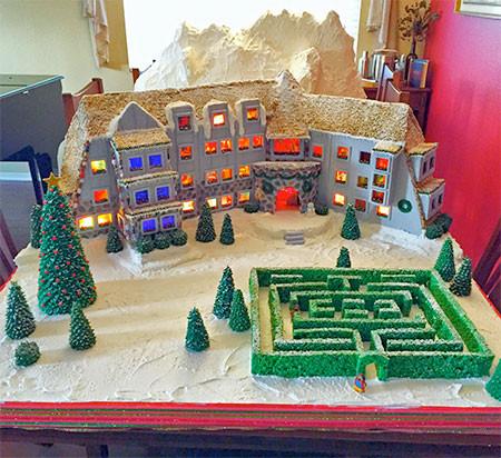 【画像】内装まで作りこまれたお菓子の家が凄い!!の画像(2枚目)