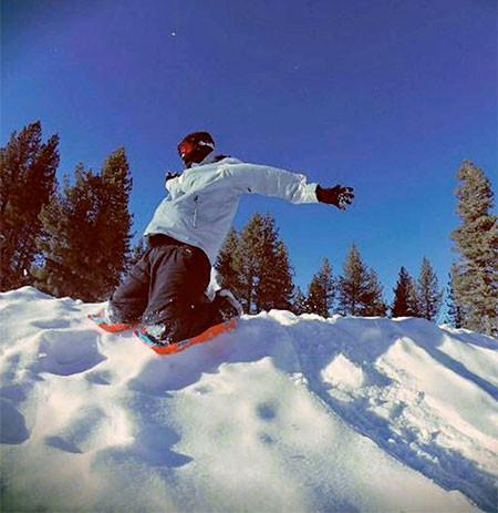 走って!跳んで!滑れる!新感覚のソリ「SLED LEGS」が楽しそうwwwの画像(4枚目)