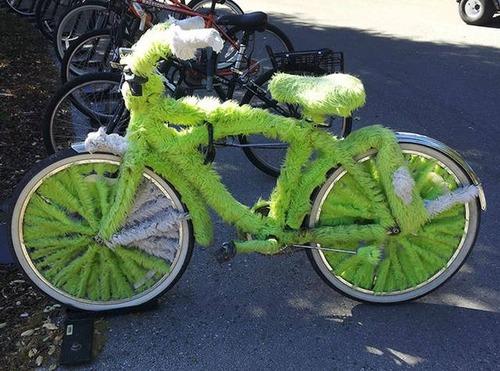自転車にまつわるちょっと面白ネタ画像の数々!!の画像(10枚目)
