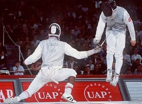 【画像】スポーツの凄いことになってる決定的瞬間!!の画像(16枚目)