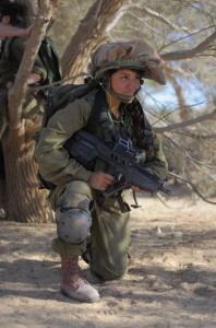 可愛いけどたくましい!イスラエルの女性兵士の画像の数々!!の画像(15枚目)