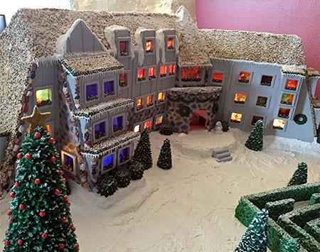 【画像】内装まで作りこまれたお菓子の家が凄い!!の画像(8枚目)