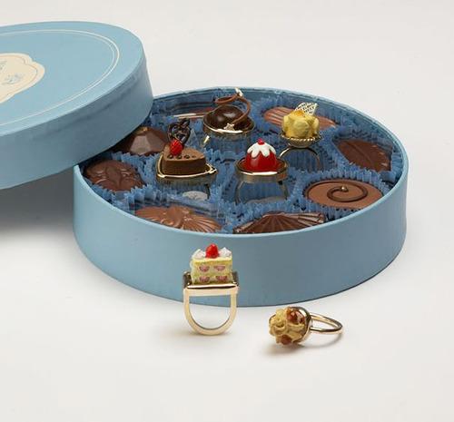 【画像】とりあえず欲しい!ちょっと面白い指輪の数々!!の画像(25枚目)