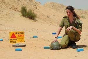 可愛いけどたくましい!イスラエルの女性兵士の画像の数々!!の画像(47枚目)