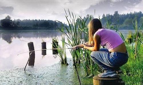 カオスなところで釣りをしている人達の画像(47枚目)