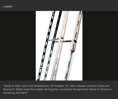【画像】刑務所の囚人が作った隠し武器やガジェトの数々!!の画像(15枚目)