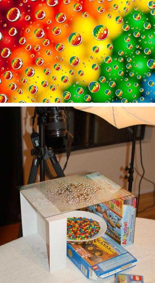 芸術的な写真と撮影風景のギャップの画像(16枚目)