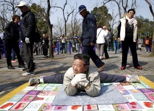 中国の日常生活をとらえた写真がなんとなく感慨深い!の画像(3枚目)