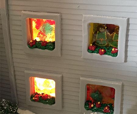 【画像】内装まで作りこまれたお菓子の家が凄い!!の画像(4枚目)