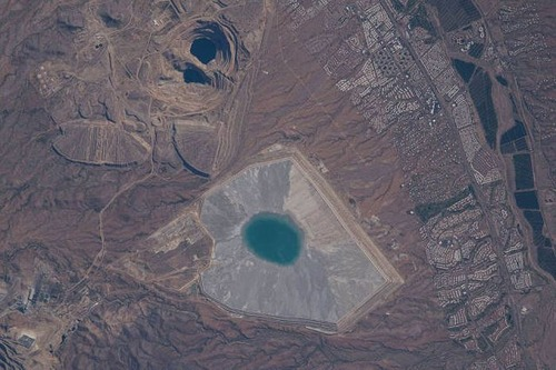 宇宙飛行士しか見ることが出来ない地球の絶景の画像の数々!!の画像(24枚目)