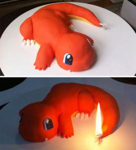 【画像】素晴らしすぎて食欲は起きないアートなケーキが凄い!!の画像(5枚目)