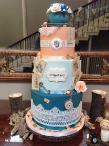 【画像】素晴らしすぎて食欲は起きないアートなケーキが凄い!!の画像(20枚目)