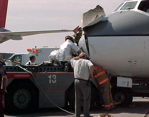 事故=大惨事!笑えるか笑えないか微妙な飛行機事故の画像の数々!!の画像(33枚目)