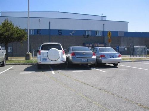 違法駐車に対する制裁の画像(2枚目)