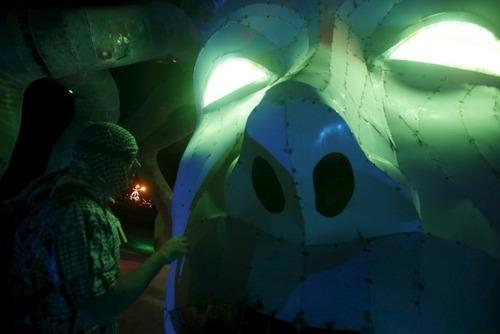 荒野の祭典!バーニングマン2015の画像の数々!の画像(51枚目)