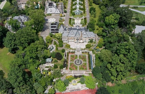 100億円の豪邸の風景の写真が凄い!!の画像(3枚目)