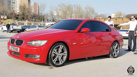 BMWで作ったトランスフォーマーの画像(5枚目)