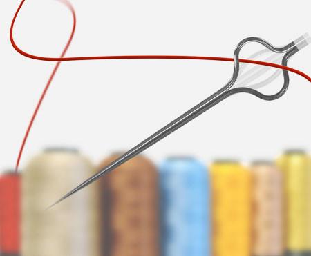 【画像】誰でも簡単に針の穴に糸を通せる針が凄い!!の画像(5枚目)