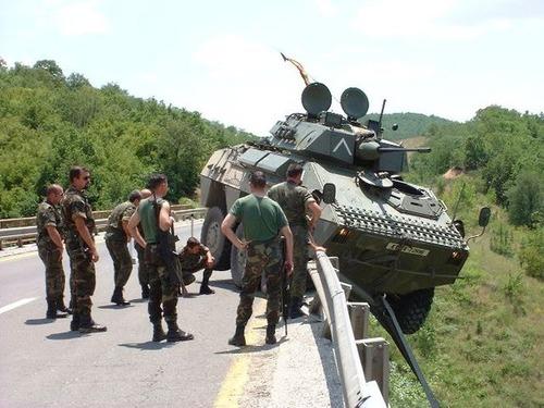 戦車が事故の画像(14枚目)
