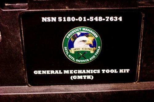 【画像】ちょっと気になる!アメリカ軍隊エンジニアのツールボックスの中身!!の画像(8枚目)