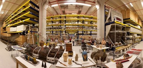 【画像】アメリカを代表するスミソニアン博物館の標本の保存倉庫が凄い!!の画像(12枚目)