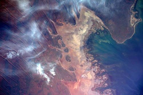 宇宙飛行士しか見ることが出来ない地球の絶景の画像の数々!!の画像(2枚目)