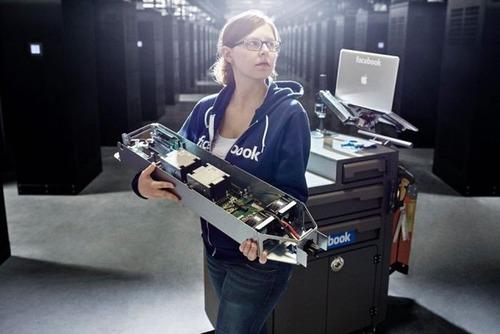 フェイスブックのデータセンターの画像(12枚目)