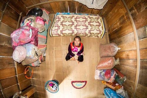 世界各国の人達のベッドルームの画像(23枚目)