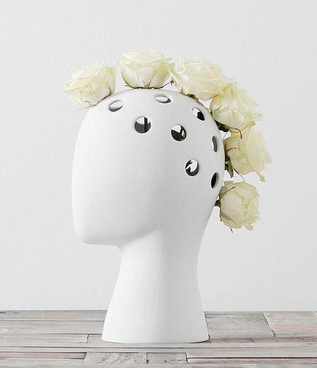 【画像】人の頭から花や植木が生えてくる植木鉢wwwの画像(8枚目)