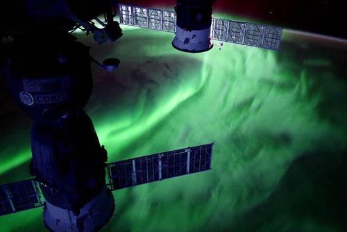 宇宙飛行士しか見ることが出来ない地球の絶景の画像の数々!!の画像(10枚目)