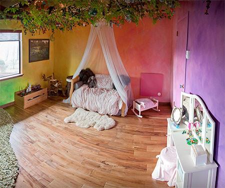 家の中に樹木の洞穴「樹洞」ができる!子供達も大喜び!!の画像(4枚目)