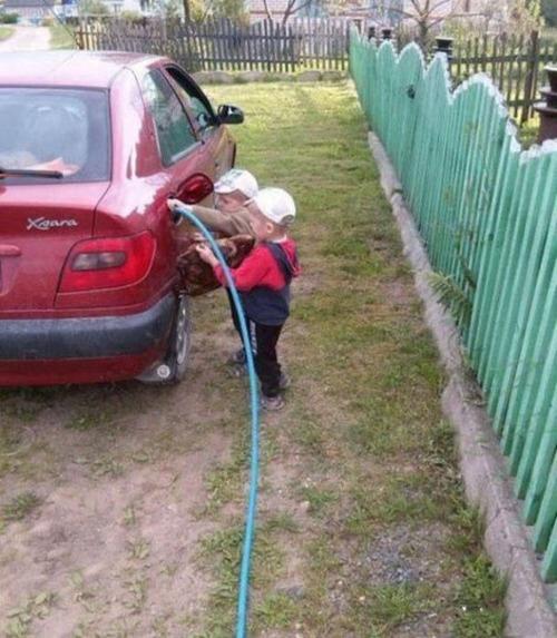 何てことは無いロシアの日常がやっぱりロシアという感じの画像の数々!!の画像(5枚目)