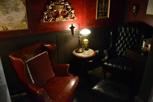 【画像】隠し扉!秘密の部屋!そんな男のロマンがある家!!の画像(5枚目)