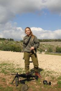 可愛いけどたくましい!イスラエルの女性兵士の画像の数々!!の画像(94枚目)
