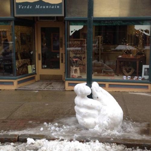 【画像】海外の雪祭りとか色々な雪像がやっぱ海外って感じで面白いwwwの画像(33枚目)