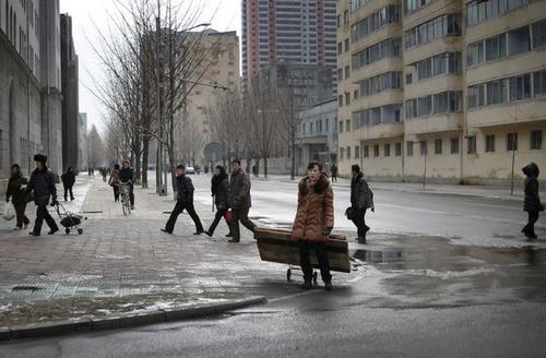 リアル!北朝鮮の日常生活の風景の画像の数々!!の画像(4枚目)