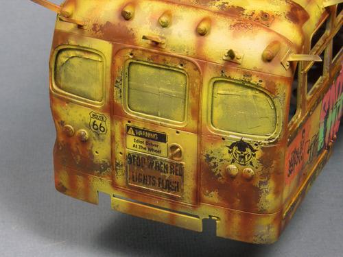 【画像】単なるバスのプラモでも超本気で作ると凄いことになるwwwの画像(27枚目)